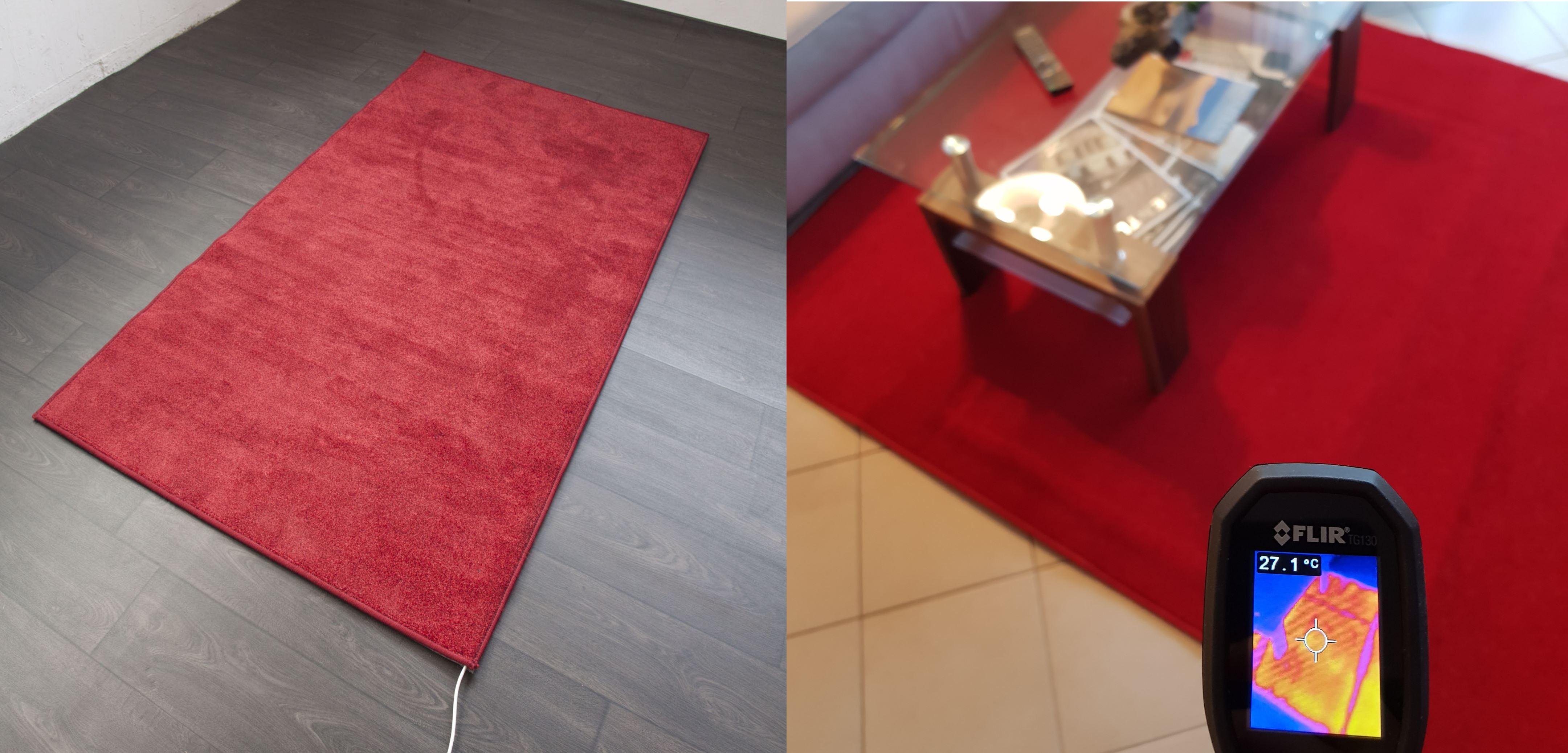 Riscaldamento A Pavimento E Tappeti syrma riscaldamento - tappeti termici riscaldanti elettrici
